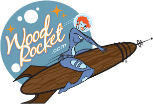 WoodRocket Logo