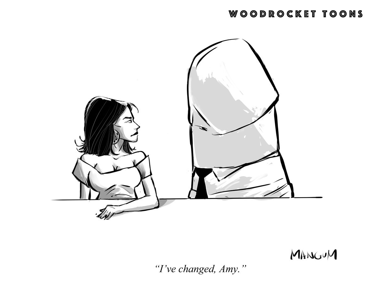 WoodRocket Toons: Dick