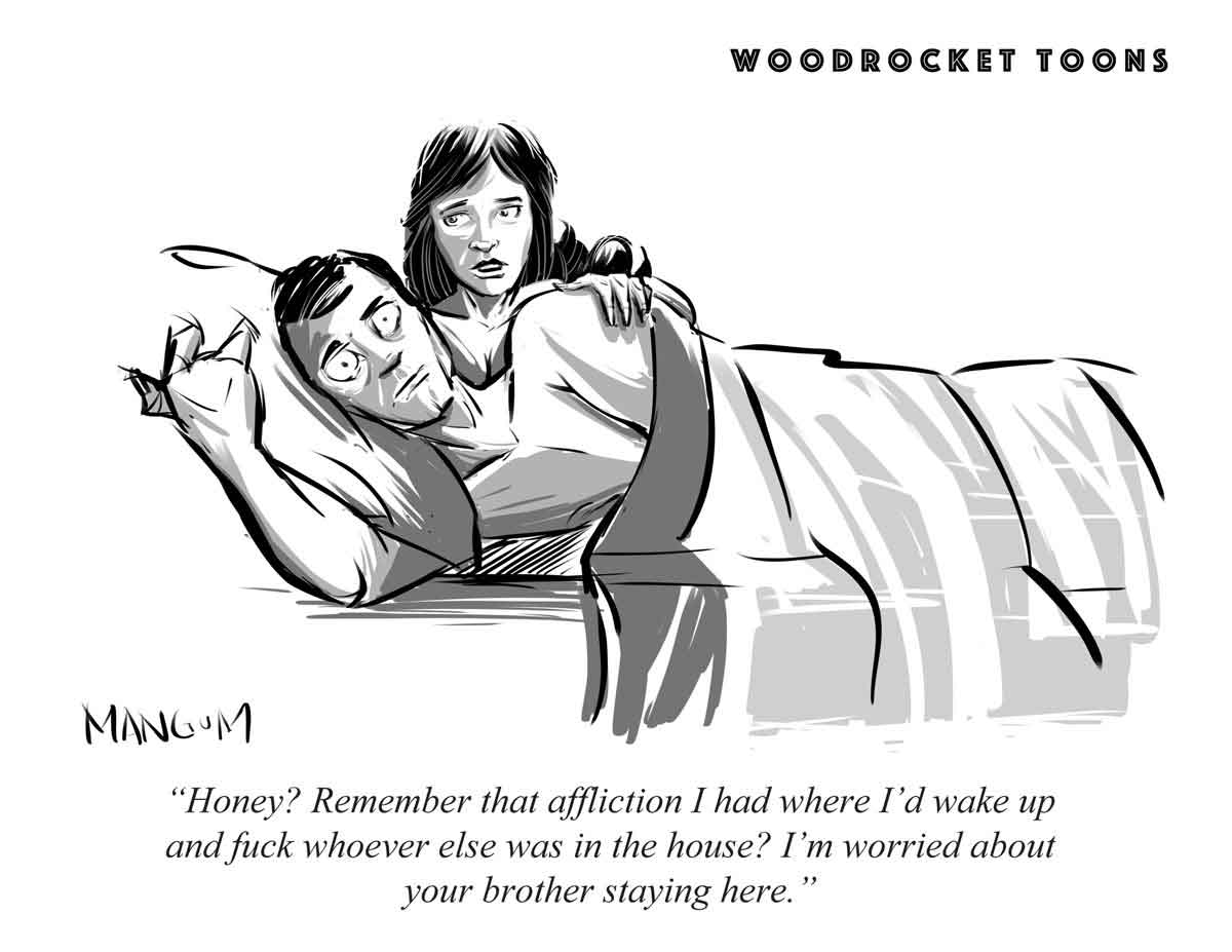 WoodRocket Toons: Brother